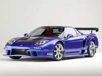 2005 Acura NSX Picture Gallery