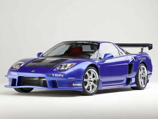 Picture of 2005 Acura NSX