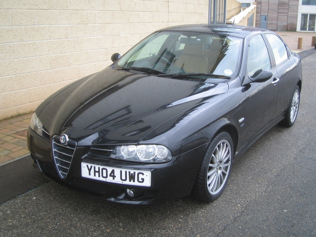 2004 Alfa Romeo 156 Reviews C10001 on alfa romeo 2600
