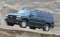 2005 Chevrolet Suburban Overview