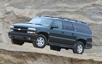 2005 Chevrolet Suburban Picture Gallery