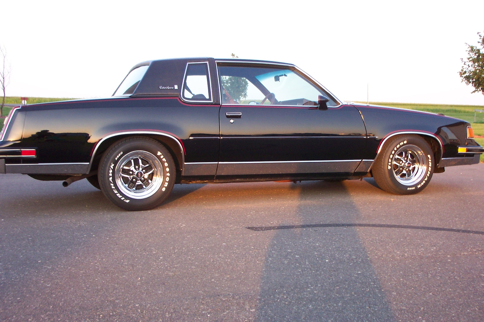 1987 Oldsmobile Cutlass Supreme picture, exterior