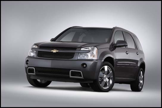 Picture of 2008 Chevrolet Equinox