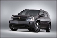 2008 Chevrolet Equinox Overview