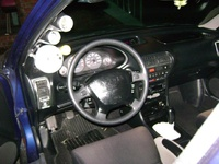 1997 Acura Integra 2 Dr GS-R Hatchback picture, interior