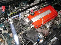 Picture of 1997 Acura Integra GS-R Hatchback, engine