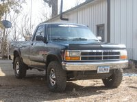 Picture of 1995 Dodge Dakota 2 Dr SLT 4WD Standard Cab LB, exterior, gallery_worthy