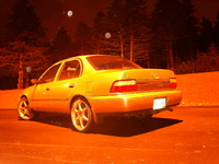 Picture of 1997 Toyota Corolla, exterior