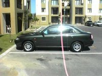 Picture of 1999 Daewoo Nubira 4 Dr SX Sedan, exterior