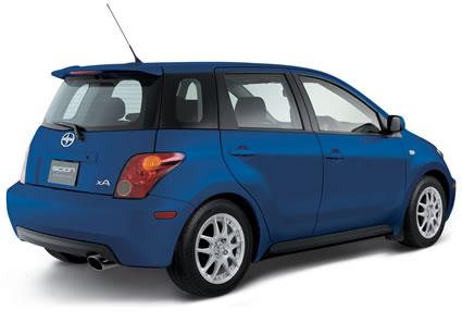 2006 Scion Xa Interior. 2006 Scion XA