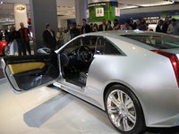 Picture of 2009 Cadillac CTS-V RWD, exterior, gallery_worthy