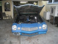 Picture of 1979 Chevrolet Camaro, exterior, engine, gallery_worthy