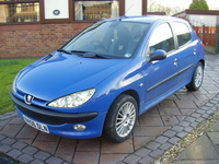 2006 Peugeot 206 Overview