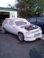 Picture of 1993 Vauxhall Nova, exterior, engine