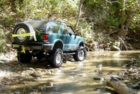 Picture of 1996 Chevrolet Blazer 2 Dr LS 4WD SUV, exterior