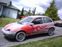 Picture of 1995 Geo Metro 2 Dr LSi Hatchback, exterior