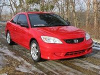 2004 Honda Civic LX Coupe picture, exterior