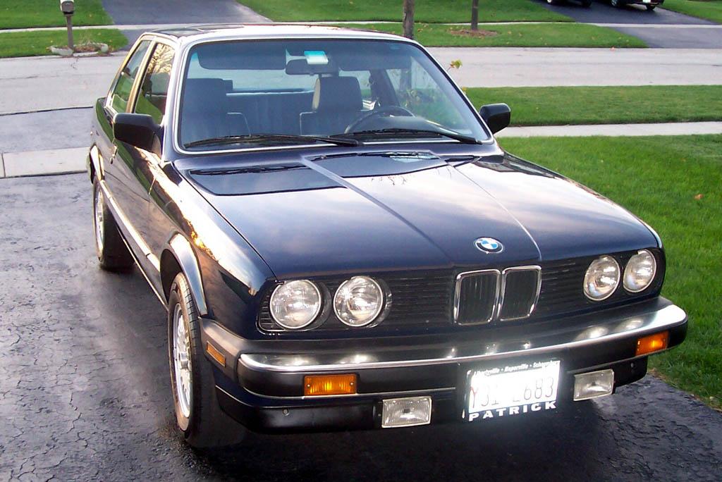 1984 BMW 3 Series 325e, 1984 BMW 325 325e picture, exterior