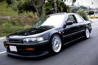 1992 Honda Accord EX Coupe, 1992 Honda Accord 2 Dr EX Coupe picture
