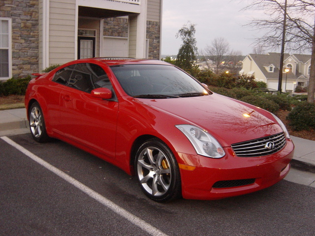 Picture of 2003 INFINITI G35 Coupe RWD