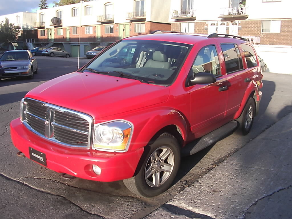 2005 Dodge Durango Overview Cargurus
