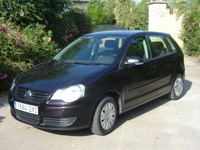 2006 Volkswagen Polo Picture Gallery