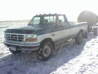 Picture of 1994 Ford F-250 2 Dr XLT 4WD Standard Cab LB, exterior, gallery_worthy
