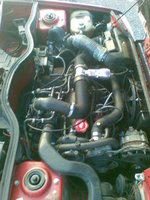 Picture of 1987 Renault 5, engine