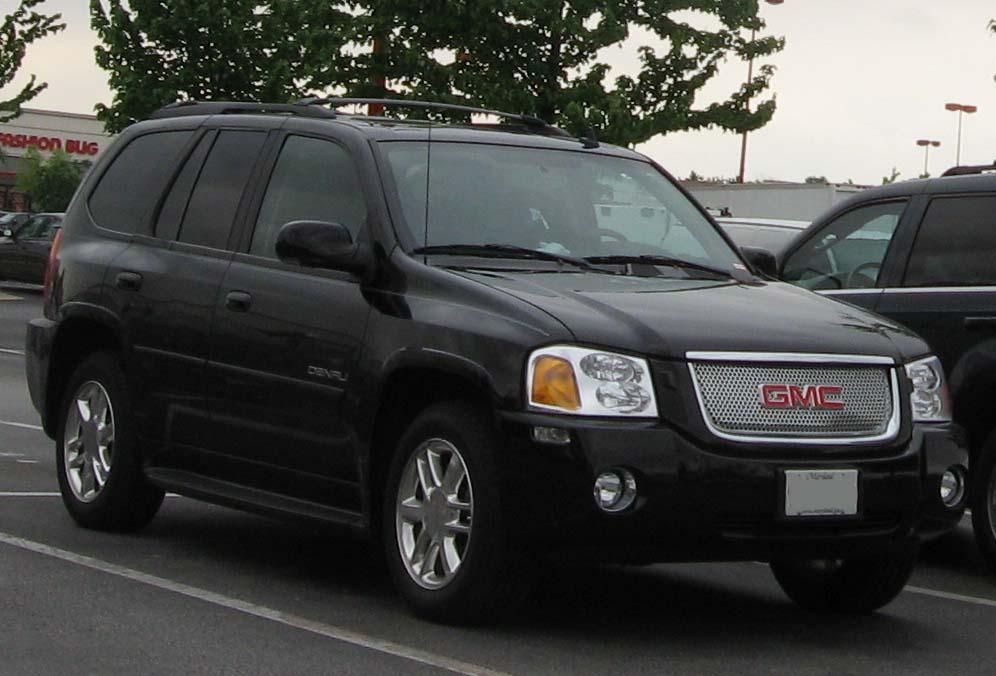 2006 GMC Envoy Denali 4WD picture, exterior