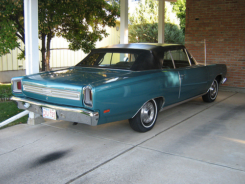 Picture of 1969 Plymouth Satellite, exterior, gallery_worthy
