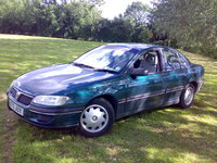 1994 Vauxhall Omega Overview