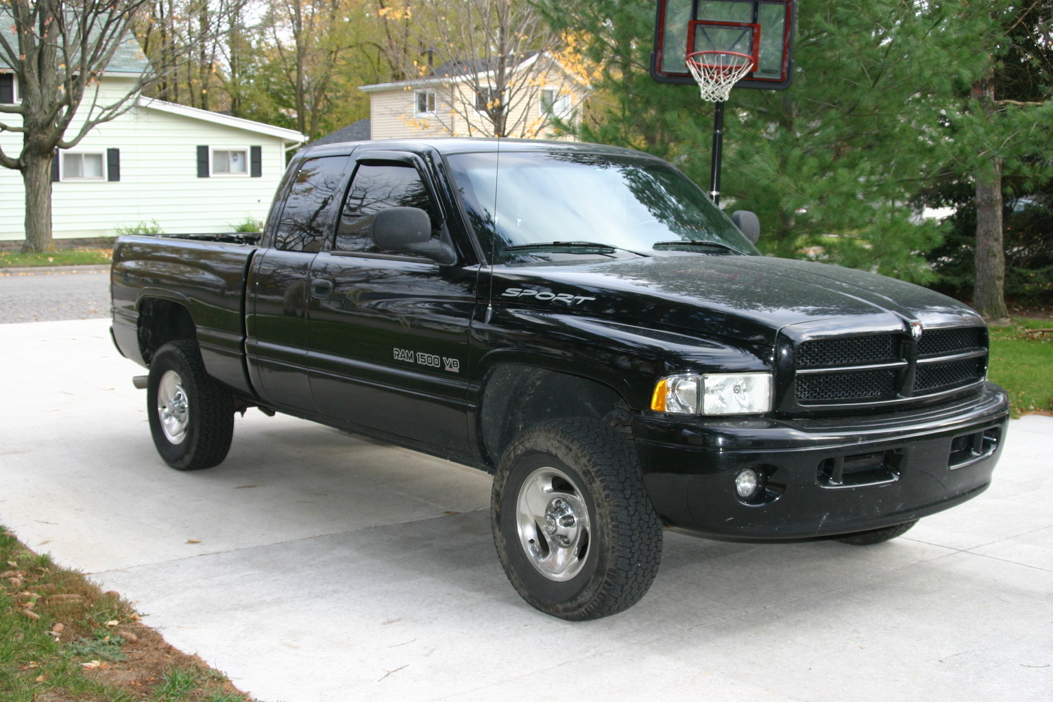 Dodge Ram Pickup Dr St Wd Extended Cab Sb Pic X on 1994 Dodge Dakota Club Cab