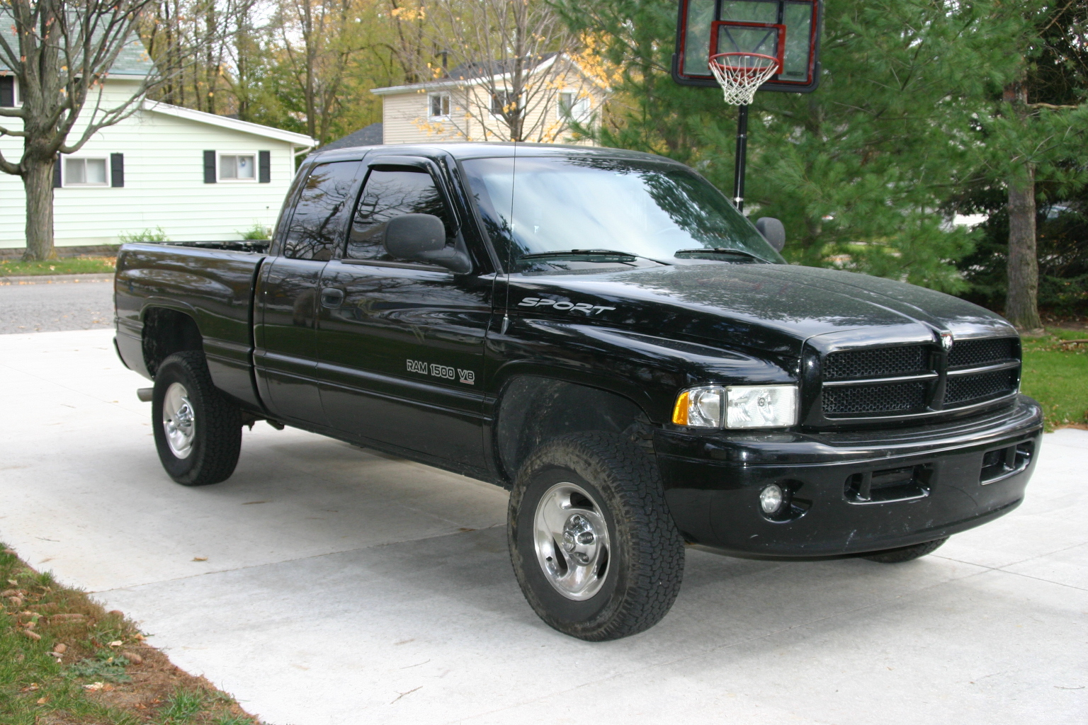 Dodge Ram 1994-2008: Specification by Trim | DodgeforumDodge Forum