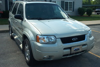 2004 Ford Escape Limited 4WD picture, exterior