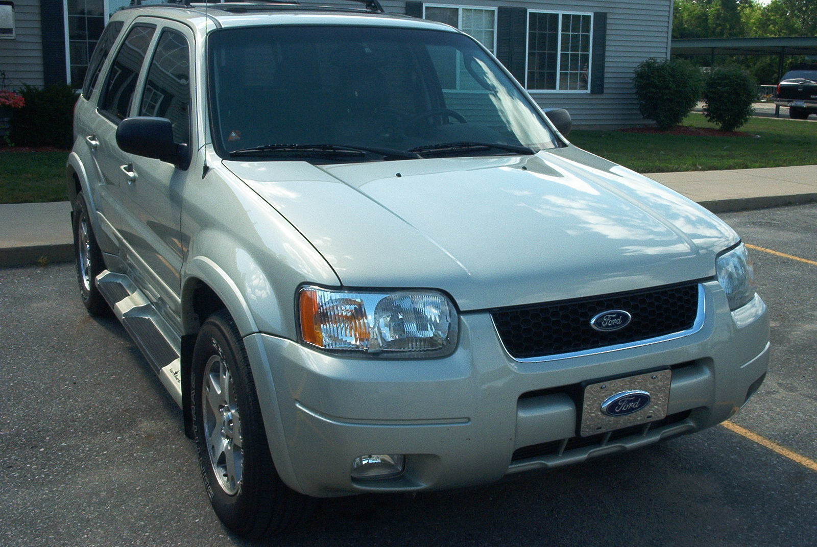 2004 Ford Escape Limited 4WD picture
