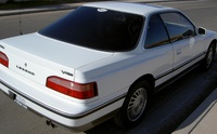 Acura Legend Coupe on 1990 Acura Legend L Coupe  1990 Acura Legend 2 Dr L Coupe  Exterior