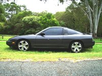 Picture of 1990 Nissan 240SX, exterior