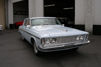1963 Plymouth Belvedere Picture Gallery