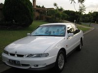 Picture of 1996 Holden Calais, exterior