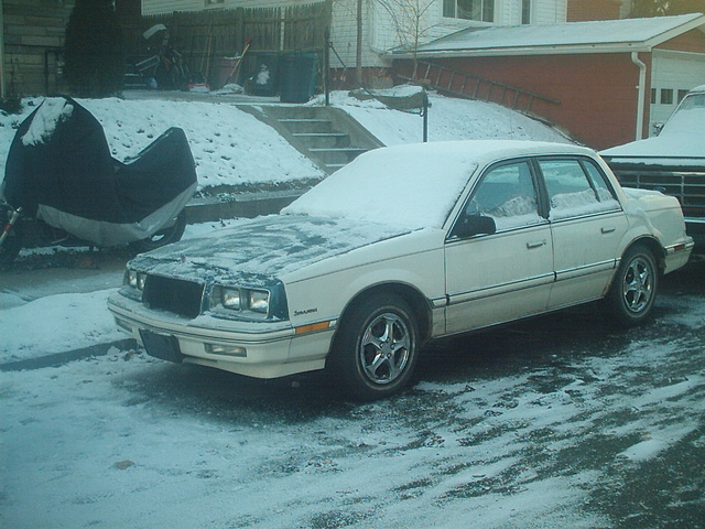 Picture of 1991 Buick Skylark