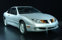 2003 Pontiac Sunfire Overview