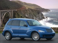 2007 Chrysler PT Cruiser 4 Dr Base picture, exterior