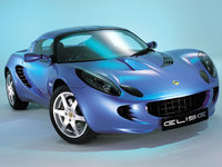 2009 Lotus Elise Overview