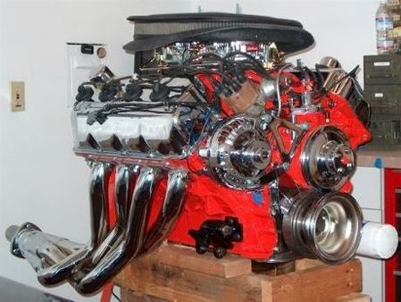 Picture of 1968 Plymouth GTX, engine