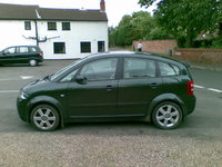 2001 Audi A2 Overview