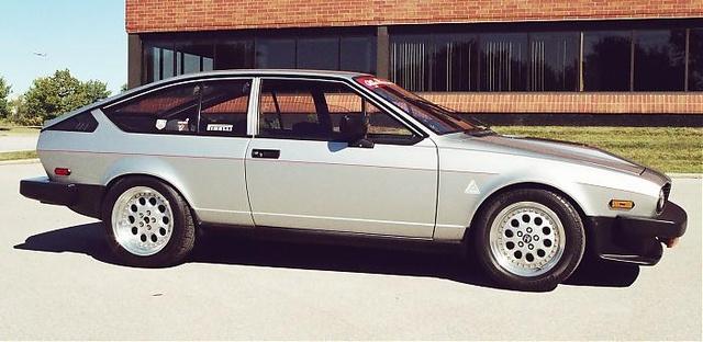 Picture of 1983 Alfa Romeo GTV, exterior, gallery_worthy