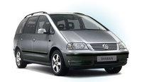 2008 Volkswagen Sharan Overview