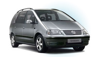 2008 Volkswagen Sharan Overview