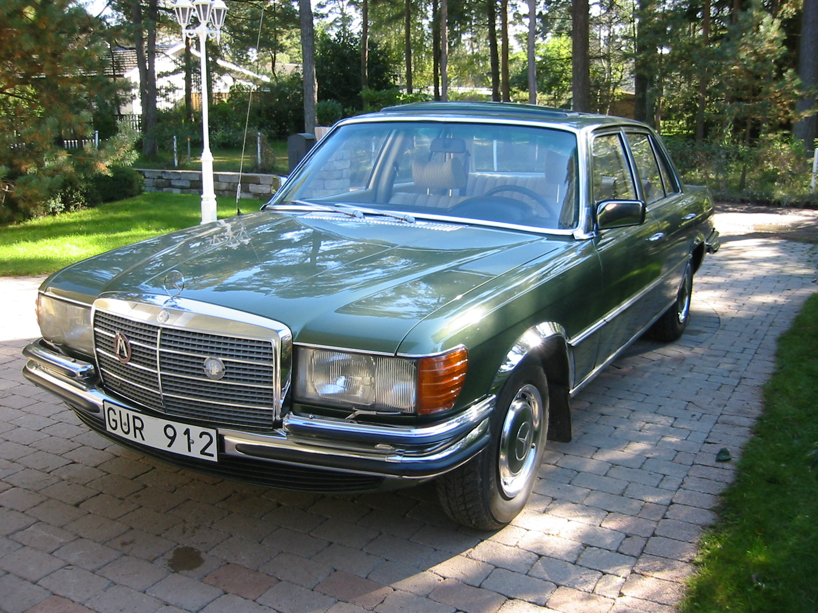 1975 Mercedes Benz 280 Other Pictures Cargurus