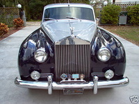 1958 Rolls-Royce Silver Cloud Overview